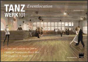 Tanzwerk101 Eventsaal